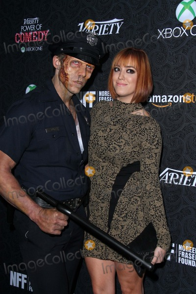 Andrea Bowen Photo - Andrea Bowen at Variety's 4th Annual Power of Comedy, Avalon, Hollywood, CA 11-16-13