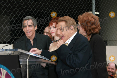 Amy Stiller, Anne Meara, Ben Stiller, Jerry Stiller, Ann Meara, The Ceremonies Photo - Jerry Stiller and Anne Meara with Ben Stiller and Amy Stillerat the ceremony honoring Jerry Stiller and Anne Meara with a star on the Hollywood Walk of Fame. Hollywood Boulevard, Hollywood, CA. 02-09-07