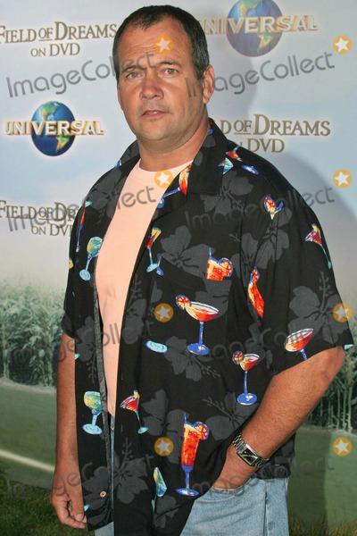"Photo - Charles Hoyes at the 15th Anniversary DVD Release Celebration of ""Field of Dreams"" at West Hollywood Park, West Hollywood, CA. 06-09-04"