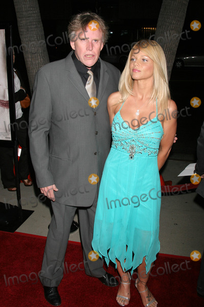 """Donna D'Errico, Gary Busey, Queen Photo - Gary Busey and Donna D'Erricoat the Los Angeles Premiere of """"The Queen"""". Academy of Motion Picture Arts and Science, Beverly Hills, CA. 10-03-06"""