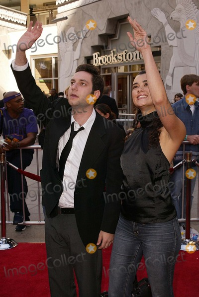 Adam Busch Photo - Adam Busch and date at the American Idol Grand Finale, Kodak Theater, Hollywood, CA 05-26-04