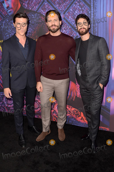 Darren Criss, Gianni Versace, Finn Wittrock, Edgar Ramrez Photo - Finn Wittrock, Edgar Ramrez, Darren Criss