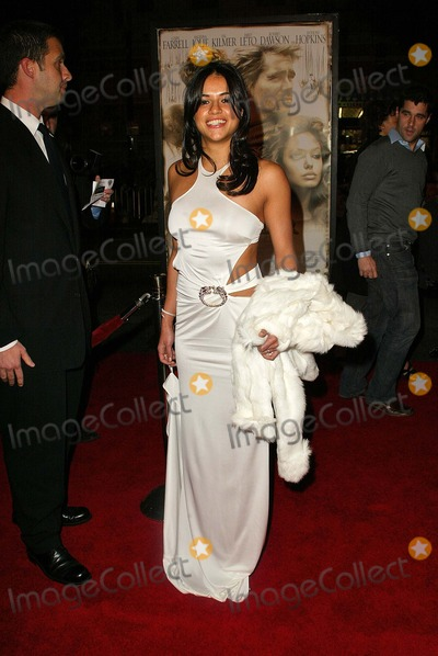 "Michelle Rodriguez Photo - Michelle Rodriguez at the world premiere of Warner Bros. ""Alexander"" at the Chinese Theater, Hollywood, CA 11-16-04"