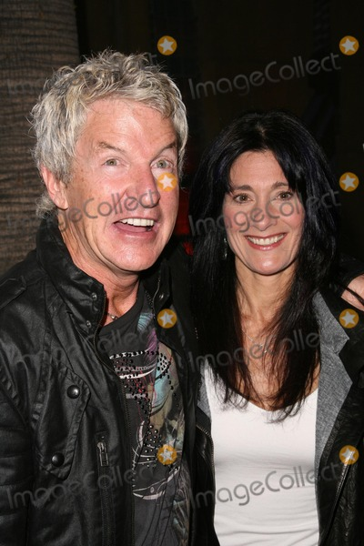 Kevin Cronin, Anvil, Anvil !, Anvil! Photo - Kevin Cronin and wife Lisa at the Los Angeles Premiere of 'Anvil! The Story of Anvil'. The Egyptian Theatre, Hollywood, CA. 04-07-09