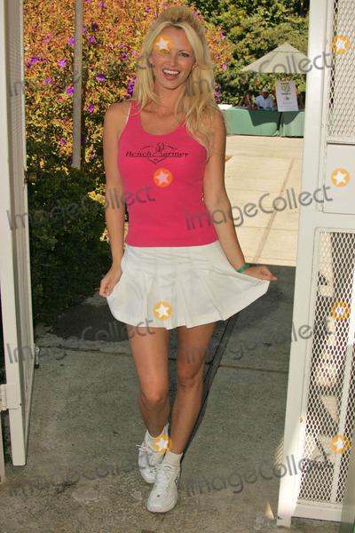 """Aubrie Lemon Photo - Aubrie Lemonat the 11th Annual Celebrity Tennis Tournament """"Racquet Rumble 2006"""". Riviera Tennis Club, Pacific Palisades, CA. 09-17-06"""