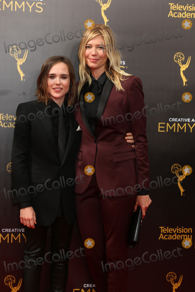 Ellen Page Photo - Ellen Page, guest at the 2016 Primetime Creative Emmy Awards, Microsoft Theater, Los Angeles, CA 09-11-16