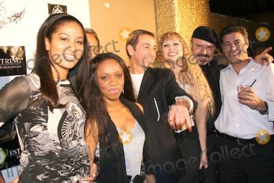 Amanda Rushing, Charmaine, Charmaine Blake, Rush Photo - Charmaine Blake and Amanda Rushing at the Birthday Bash For Hollywood Publicist Charmaine Blake. 24k Lounge, Hollywood, CA. 01-14-09