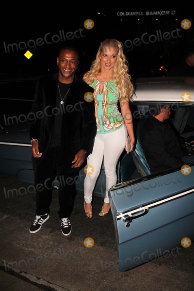 """Amanda Moore, Cheech and Chong, Tommy Davidson Photo - Tommy Davidson, Amanda Moore at the """"Cheech and Chong's Animated Movie"""" Green Carpet Premiere, Roxy, West Hollywood, CA 04-17-13"""