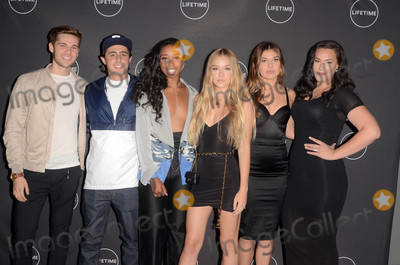 "Cambrie Schroder, Faith Schroder, Jake Moritt, Janis Ostojic, Cairo Peele Photo - Janis Ostojic, Jake Moritt, Cairo Peele, Faith Schroder, Cambrie Schroder, Arissa Le Brock at the ""Growing Up Supermodel"" Premiere, Private Estate, Studio City, CA 08-16-17"