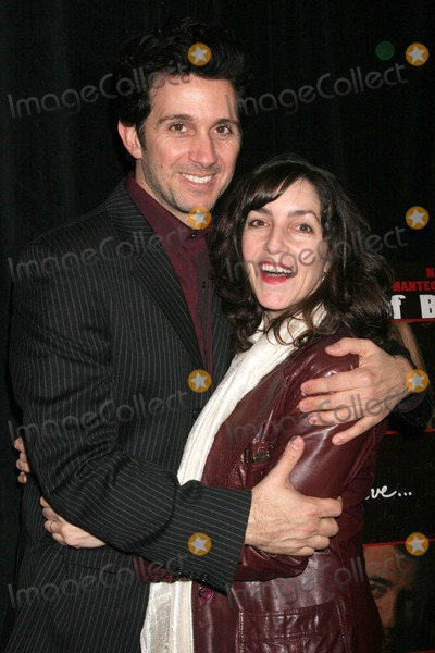 Angela Pupello, Ronnie Marmo Photo - Ronnie Marmo and Angela Pupello at the world premiere of 'West Of Brooklyn'. Theater 68, Los Angeles, CA. 02-19-08