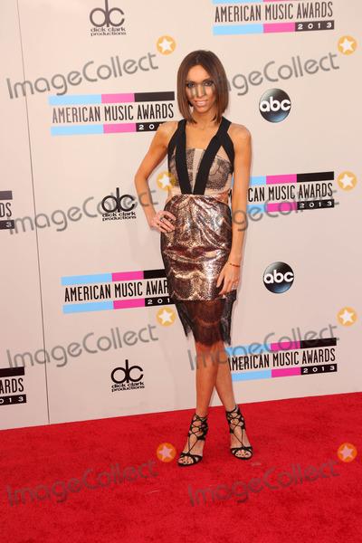 Giuliana Rancic Photo - Giuliana Rancic at The 2013 American Music Awards - Arrivals , Nokia Theater, Los Angeles, CA 11-24-13