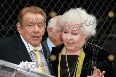 Anne Meara, Estelle, Estelle Harris, Jerry Stiller, Ann Meara, The Ceremonies Photo - Jerry Stiller and Estelle Harris