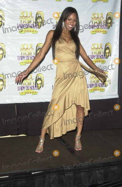 Train, Megan Good, Megan Goode Photo - Megan Goode at the 9th Annual Soul Train Lady of Soul Awards Press Room, Pasadena Civic Auditorium, Pasadena, CA 08-23-03