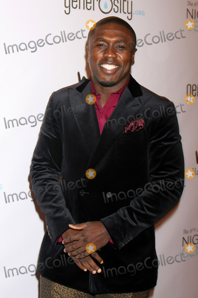 Andre Berto Photo - Andre Berto at the 6th Annual Night Of Generosity, Beverly Wilshire Hotel, Beverly Hills, CA 12-05-14