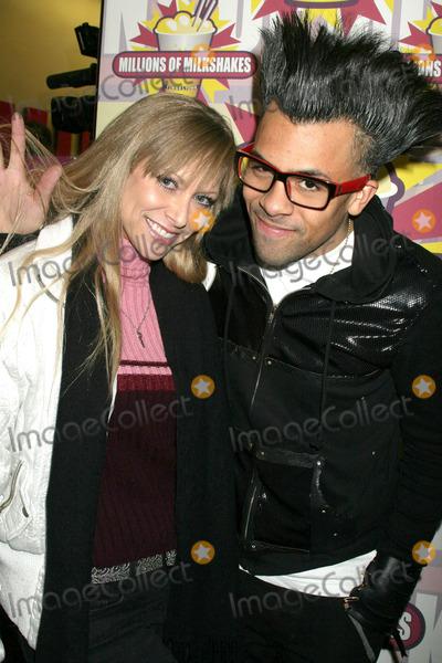 Amanda Rushing, Rush Photo - Amanda Rushing and Michael Benz at Millions of Milkshakes, West Hollywood, CA. 01-04-10