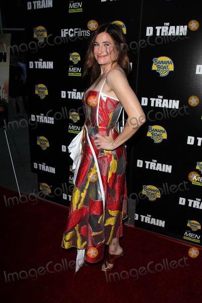 "Kathryn Hahn, Train Photo - Kathryn Hahn at the ""D Train"" Los Angeles Premiere, Arclight, Hollywood, CA 04-27-15"