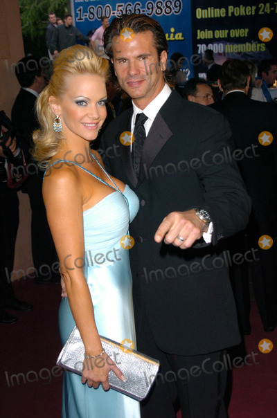 Lorenzo Lamas, Ann Moore, Anne Moore Photo - Lorenzo Lamas and Barbara Ann Moore at the The 15th Annual Night of 100 Stars Oscar Gala - Arrivals, The Beverly Hills Hotel, Beverly Hills, CA 02-27-05