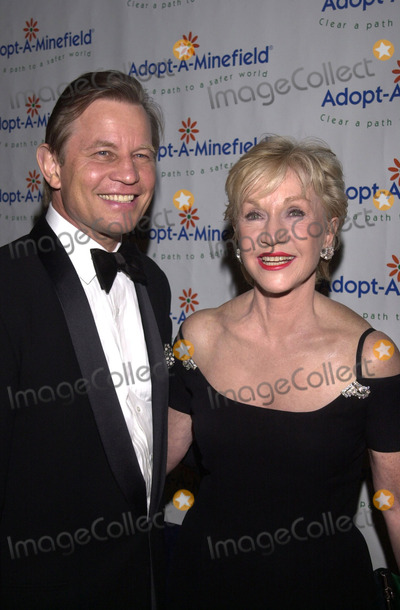 Michael York, The Specials Photo -  Michael York and wife Patricia at the special benefit for Adopt-A-Minefield, Regent Beverly Wilshire Hotel, Beverly Hills, 06-14-01