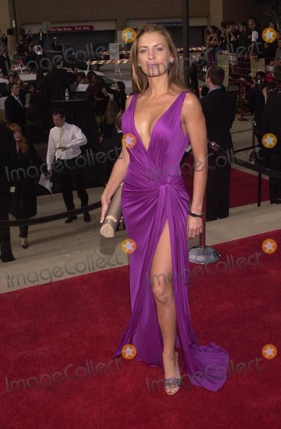 MIGUEL BOSÉ Photo -  Sandra Miguel at the 2000 Alma Awards, in Pasadena, 04-16-00