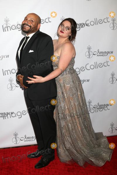 ASH, Lauren Ash, Colton Dunn Photo - Colton Dunn, Lauren Ash at the 33rd Annual Imagen Awards, JW Marriott Hotel, Los Angeles, CA 08-25-18