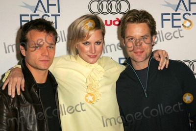 """Alec Newman, Brad Rowe, Madchen Amick, Audy Photo - Alec Newman with Madchen Amick and Brad Roweat the AFI FEST 2005 Screening of """"Four Corners Of Suburbia"""". Audi Pavilion, Hollywood, CA. 11-09-05"""