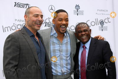 Will Smith, Peter Landesman, Bennet Omalu, Hüsker Dü, Peter André Photo - Peter Landesman, Will Smith, Dr. Bennet Omalu at the Variety Creative Impact Awards And 10 Directors To Watch Brunch, The Parker Hotel, Palm Springs, CA 01-03-16