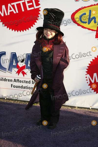 Ariel Gade Photo - Ariel Gadeat the 12th Annual Dream Halloween Fundraising Event to benefit children impacted by HIV/AIDS. Barker Hangar, Santa Monica, CA. 10-29-05