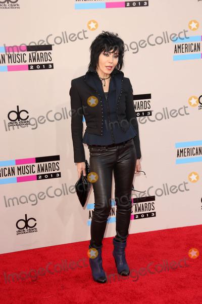Joan Jett Photo - Joan Jett at The 2013 American Music Awards - Arrivals , Nokia Theater, Los Angeles, CA 11-24-13