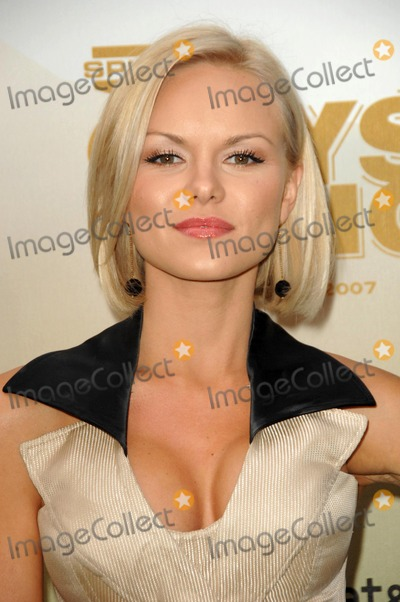 Anya Monzikova Photo - Anya Monzikova at 3rd Annual Spike TV's 'Guys Choice'. Sony Studios, Culver City, CA. 05-30-09