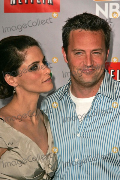 Amanda Peet, Matthew Perry, RITZ CARLTON, Amanda Peete Photo - Amanda Peet and Matthew Perry