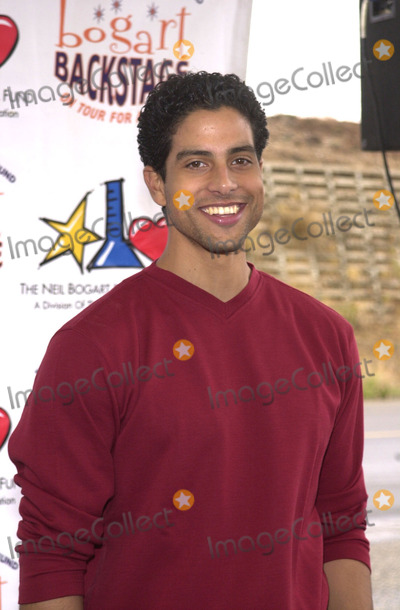 Adam Rodriguez, Neil Bogart Photo - Adam Rodriguez at the 2001 Bogart Backstage concert gala fundraiser for the Neil Bogart Memorial Fund, Barker Hanger, Santa Monica, 11-11-01