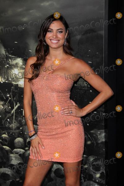 "Alina Puscau Photo - Alina Puscau at the ""Conan The Barbarian"" World Premiere, Regal Cinemas, Los Angeles, CA 08-11-11"