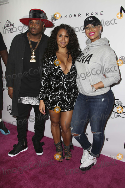 Amber Rose, Pink, Rosa Acosta Photo - Rosa Acosta, Amber Rose