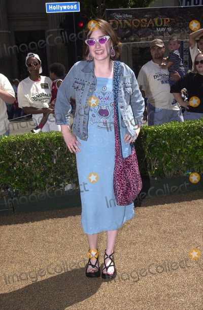 "Ashley Johnson Photo -  Ashley Johnson at the premiere of Disney's ""DINOSAUR"" in Hollywood, 05-13-00"