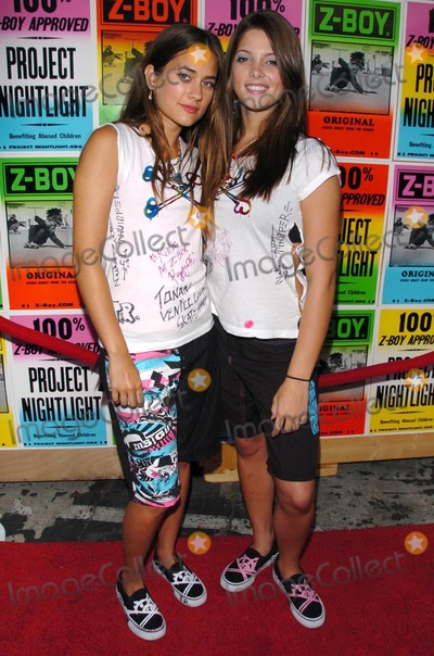 "Katie Chonacas, Ashley Greene, ASHLEY GREEN Photo - Katie Chonacas and Ashley Greenat Project Nightlight's ""Extreme Giving '06"". Bergamot Station. Santa Monica, CA. 06-25-06"