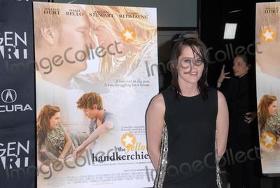 """Kristen Stewart Photo - Kristen Stewart at """"The Yellow Handkerchief"""" Los Angeles Premiere, Pacific Design Center, West Hollywood, CA. 02-18-10"""