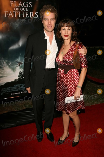 """Kyle Eastwood, Alison Eastwood Photo - Kyle Eastwood and Alison Eastwoodat the premiere of """"Flags of Our Fathers"""". Academy of Motion Picture Arts and Sciences, Beverly Hills, CA. 10-09-06"""