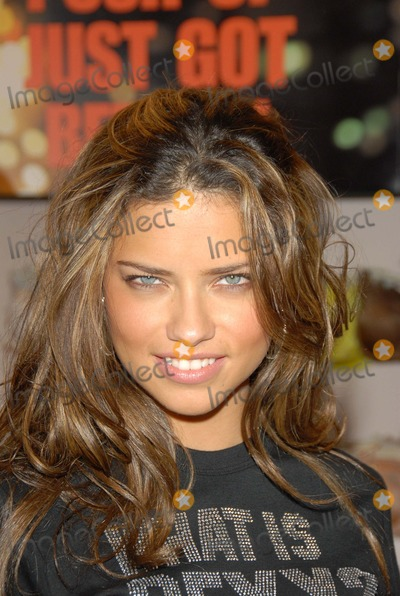 """Adriana Lima, Victoria's Secret Photo - Adriana Limaat the launch of the """"What is Sexy"""" list by Victoria's Secret. Victoria's Secret, Los Angeles, Ca. 04-25-06"""