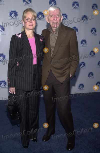 Aaron Spelling Photo - Candy and Aaron Spelling at the Paramount Pictures Celebrates 90th Anniversary with 90 stars for 90 years Los Angeles, CA 07-14-02