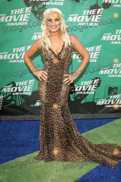Brooke Hogan Photo - Brooke Hoganarriving at the 2006 MTV Movie Awards. Sony Pictures, Culver City, CA. 06-03-06