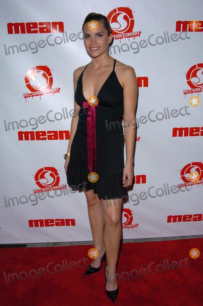 Ashley Bashioum Photo - Ashley Bashioum at the Mean Magazine Launch Party, Nacional, Hollywood, CA 02-29-05