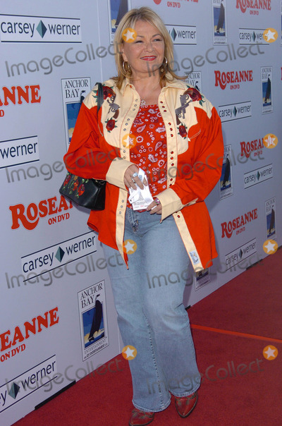Roseanne Photo - Roseanne at the The Launch Of Roseanne On DVD, Lucky Strike Bowling Center, Hollywood, CA 07-18-05