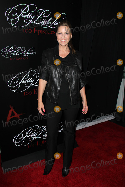 """Andrea Parker Photo - Andrea Parker at the """"Pretty Little Liars"""" 100th Episode Celebration, W Hotel, Hollywood, CA 05-31-14"""