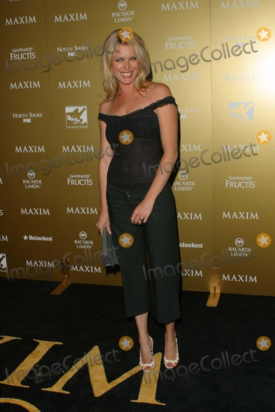 Rebecca Romijn-Stamos, Rebecca Romijn Photo - Rebecca Romijn-Stamos at the Maxim Hot 100 Party at the Hard Rock Hotel & Casino, Las Vegas, Nevada 06-12-04