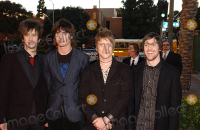 All-American Rejects Photo - All-American Rejectsat the 33rd Annual American Music Awards. Shrine Auditorium, Los Angeles, CA. 11-22-05