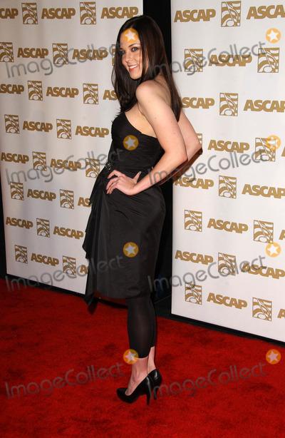Anna Nalick, Anna Maria Perez de Taglé Photo - Anna Nalickat the ASCAP Pop Music Awards. Kodak Theatre, Hollywood, CA. 04-18-07