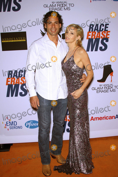 Dimitri Charalambopoulos, Camille Grammer Photo - Camille Grammer and boyfriend Dimitri Charalambopoulos