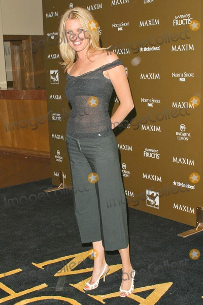 Rebecca Romijn, Rebecca Romijn-Stamos Photo - Rebecca Romijn Stamos at the Maxim Hot 100 Party at the Hard Rock Hotel & Casino, Las Vegas, Nevada 06-12-04