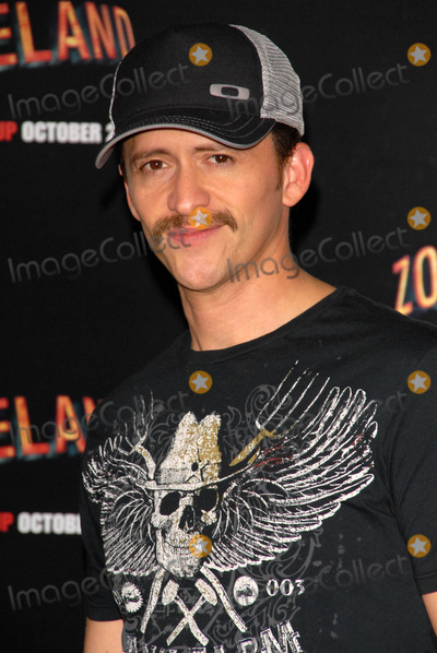 Clifton Collins, Clifton Collins Jr., Clifton Collins, Jr., Grauman's Chinese Theatre Photo - Clifton Collins Jr.