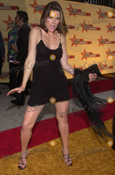 Alex Donnelly Photo -  ALEX DONNELLY at the 2001 MTV Movie Awards, Shrine Auditorium, Los Angeles, 06-02-01
